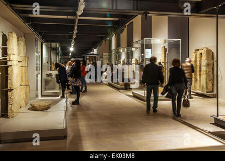 Italy Piedmont Turin Egyptian Museum  new staging - Second Floor - Stock Photo