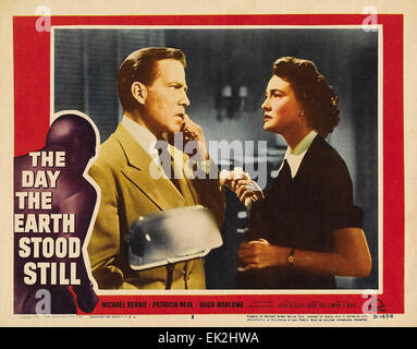 MOVIE POSTER THE DAY THE EARTH STOOD STILL (2008 Stock ...