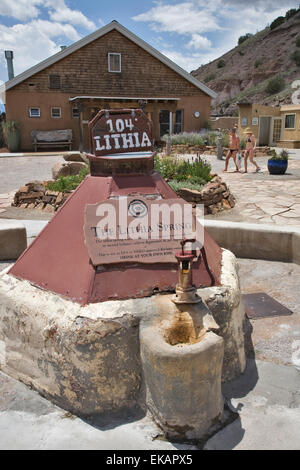 ojo caliente dating Ojo caliente mineral springs is one of the oldest mineral spas in the country, dating back to1868 when antonio joseph, new mexico's 1st territorial representative to.