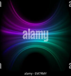 Fully editable colorful abstract background. EPS 8 - Stock Photo