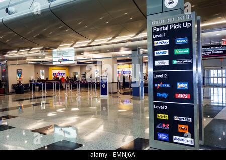 Hertz Car Rental Pick Up Miami Airport