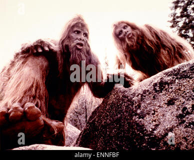 Finding Bigfoot will end without finding Bigfoot reality blurred