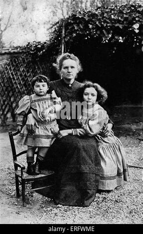 a biography of marie curie a polish and naturalized french physicist and chemist Two of the most famous scientists in history are honored in the polish cultural   was a polish and naturalized-french physicist and chemist who conducted.