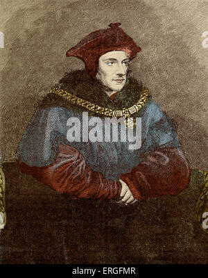 a biography of sir thomas more an english humanist Early renaissance search sir thomas more to the frequent invitations to join king henry viii's court was more's humanist philosophy which was against.