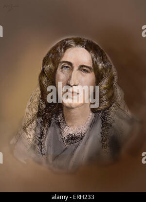 an analysis of george eliot pseudonym of marian evans George eliot(22 november 1819 - 22 december 1880) mary anne (alternatively mary ann or marian) evans, better known by her pen name george eliot, was an english.