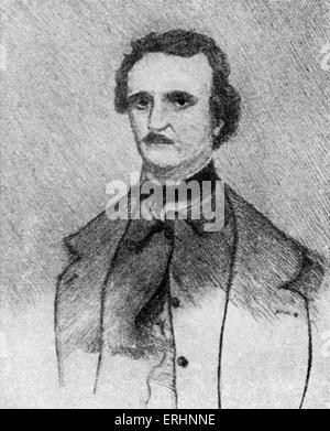 a biography of edgar allan poe 1809 1849 Born: january 19, 1809 boston, massachusetts died: october 7, 1849 baltimore , maryland american poet and writer one of america's major writers, edgar.