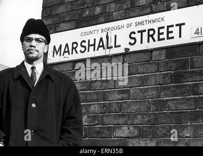 a biography of malcolm x an american activist For a look into the life and times of malcolm x, pick up these books, ranging from   by the 8th grade, the activist whose name would become.