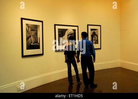 Exhibition of mother teresa - Stockfoto