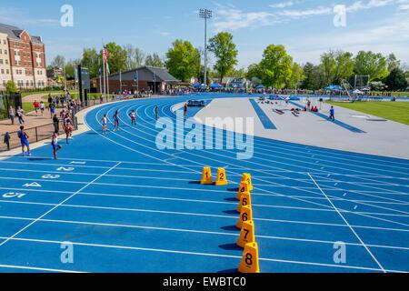 track meet high school university of kentucky