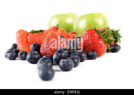 Fruit composition - Stock Photo