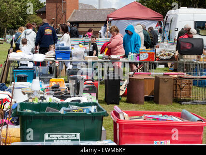 Car Boot Sale Southport