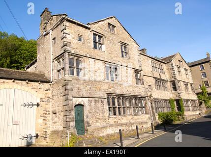 The Folly Settle North Yorkshire England Uk United Kingdom
