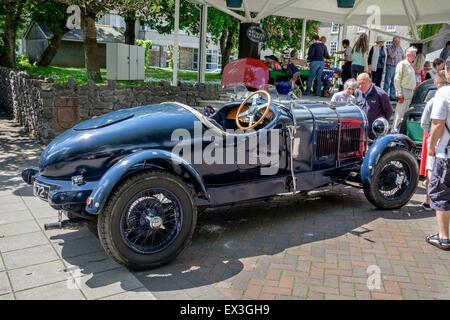 Kingsbridge Classic Car Show