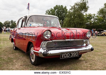 Fairhaven Lake Classic Car Show