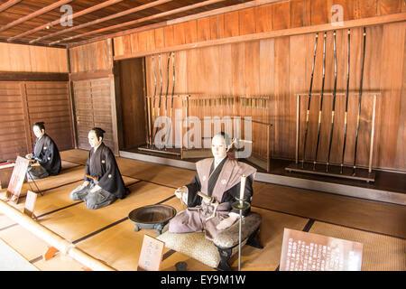 Arai Sekisho,Kosai City, Shizuoka Prefecture, Japan - Stock Photo