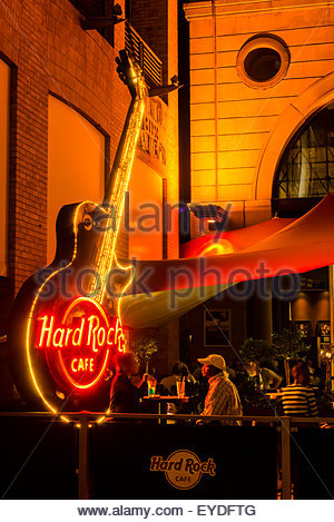 Hard Rock Cafe Johannesburg South Africa
