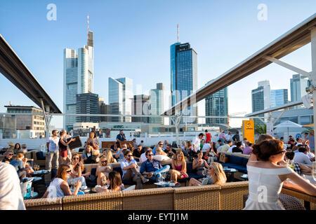 Long Island Summer Lounge Frankfurt Am Main Germany
