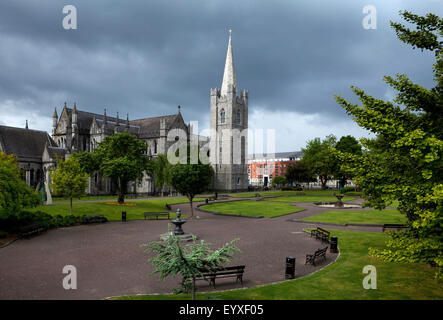 Ireland dublin st patrick 39 s cathedral tomb of jonathan - Jonathan s restaurant garden city ...