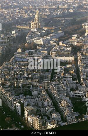 Geography Travel France Paris Building Hotel De