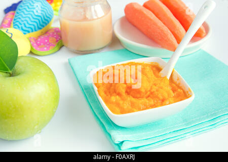 Are Ready Made Pureed Baby Food Healthy