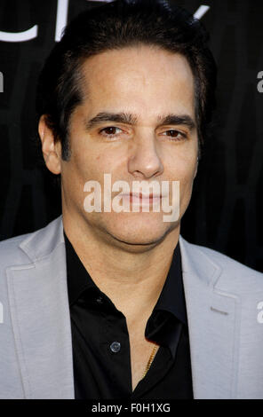 yul vazquez at the los angeles premiere of starz series. Black Bedroom Furniture Sets. Home Design Ideas