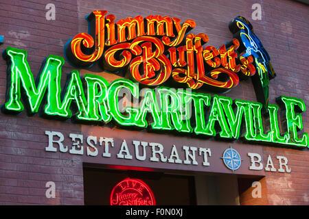 Jimmy Buffett S Margaritaville Cafe New Orleans
