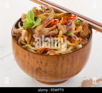 how to make vermicelli fish sauce