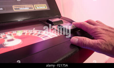Ban roulette machines bookies