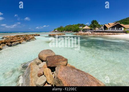luxury hotel le domaine de l orangeraie la digue island