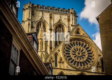 York minster rose window stock photo royalty free image for Rose window york minster