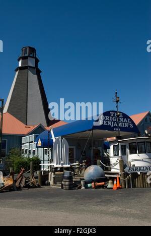 Benjamins Seafood Restaurant Myrtle Beach Sc