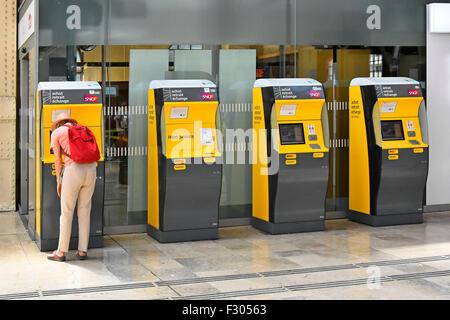 Controleur metro