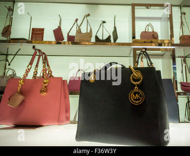a823c680a1 ... sale handbags on display at the michael kors boutique within macys in  new york on sunday