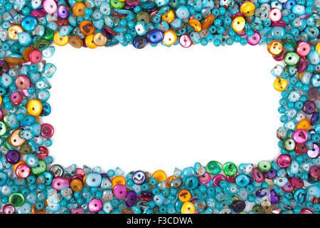Bunten Perlen - Stockfoto