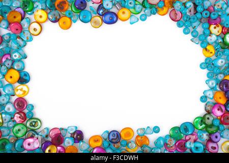 Colorful beads - Stockfoto