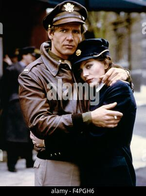 Harrison Ford And Lesley Anne Down Hanover Street 1979