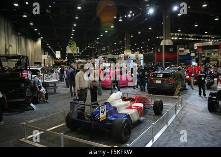Las Vegas, NV, USA. 5th Nov, 2015. Atmosphere in attendance for The 2015 SEMA Show - THU, Las Vegas Convention Center, - Stockfoto