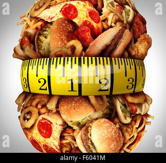 Unhealthy Diet Health Concept With A Group Of Greasy Fast Food In The Stock Photo Royalty Free