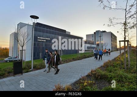 Pilsen, Czech Republic. 05th Nov, 2015. Biomedical Center of the Faculty of Medicine in Pilsen operates since September - Stock Photo