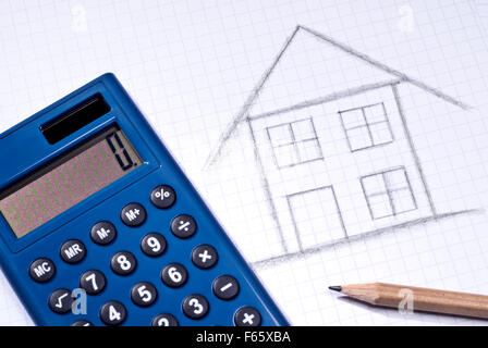 Architecture building calculator concept construction cost for Cost to build calculator free