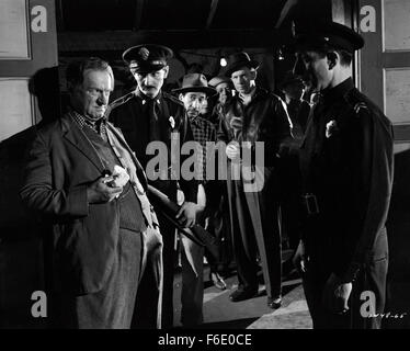 RELEASE DATE: October 28, 1949. MOVIE TITLE: Border Incident. STUDIO: Metro-Goldwyn-Mayer (MGM). PLOT: o penetrate - Stock Photo
