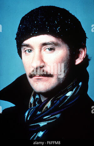 Jan 13, 1989; Los Angeles, CA, USA; Actor KEVIN KLINE stars as Nick Starkey in the MGM comedy/mystery, 'The January - Stock Photo