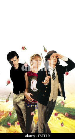 Apr 16, 1993; Spokane, WA, USA; Key poster art featuring (left to right) AIDAN QUINN as Benjamin 'Benny' Pearl, - Stock Photo