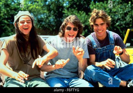 Sep 10, 1993; Austin, TX, USA; JEREMY FOX, ESTABAN POWELL ...
