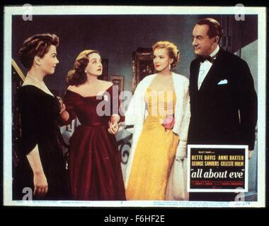 An analysis of all about eve a film by joseph l mankiewicz