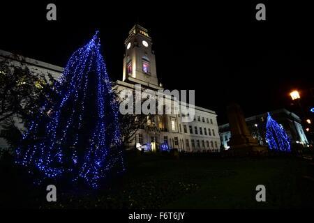 Barnsley Town Hall Stock Photo Royalty Free Image 21315917 Alamy