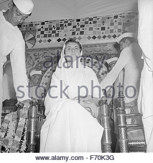 Third former prime minister of indira gandhi, india, asia - Stock Photo