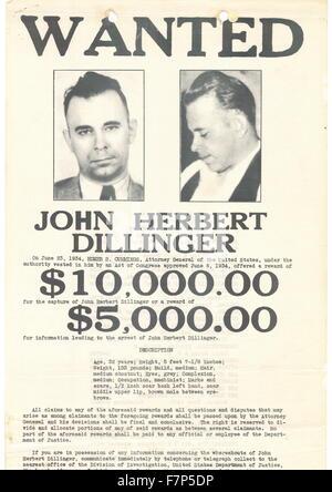 John Dillinger: Wikis