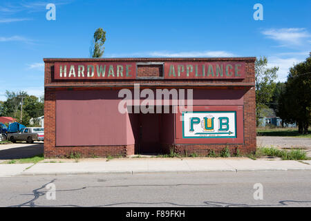 old american store stock photo royalty free image 30101533 alamy. Black Bedroom Furniture Sets. Home Design Ideas