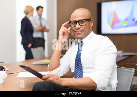 Business people meeting - Stock Photo